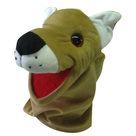 Fantoche Cachorro em Tecido