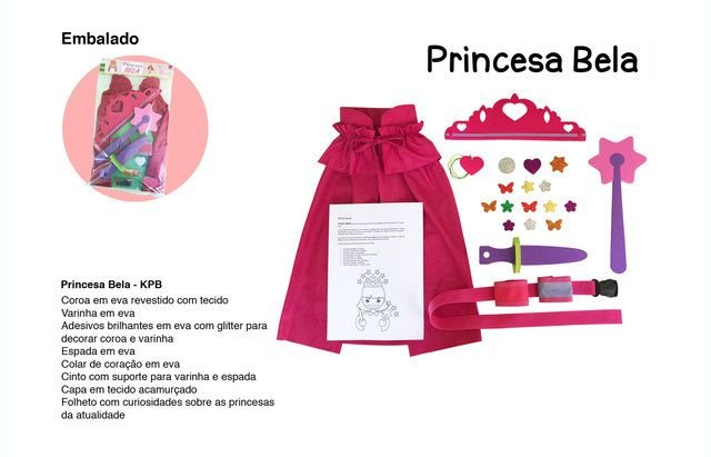 Princesa Bela Rosa