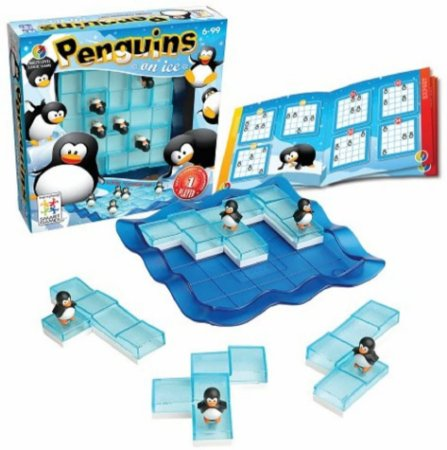 Pinguins on Ice