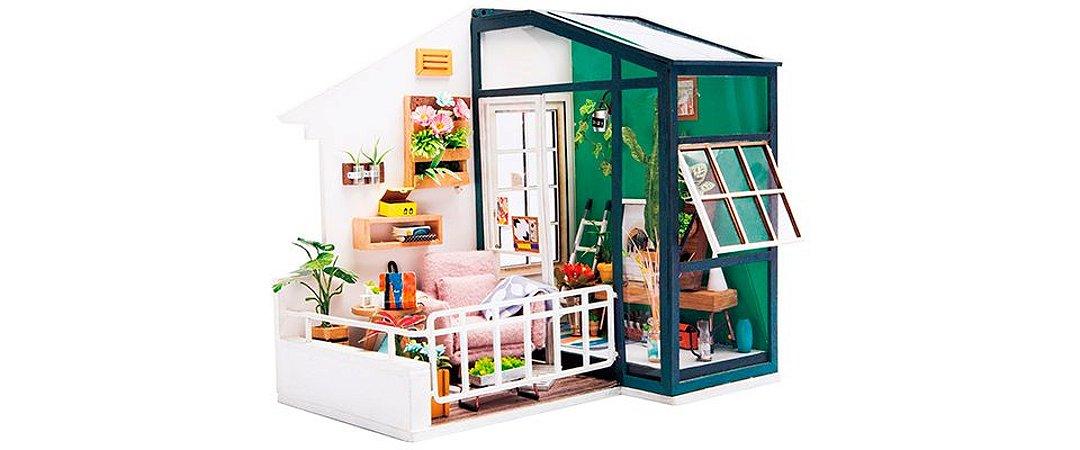 Diy Miniature House Varanda
