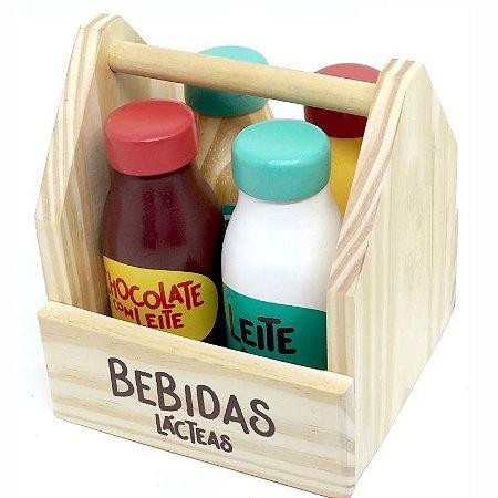 Kit Bebidas Lácteas
