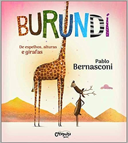 Burundi - De espelhos, alturas e girafas