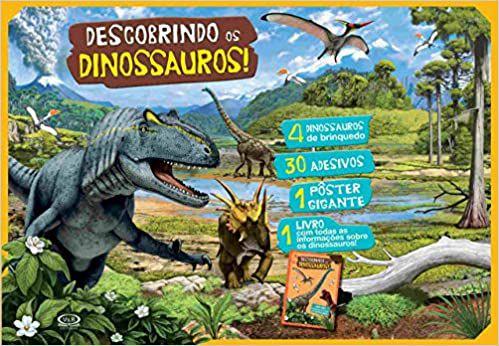 Descobrindo os Dinossauros!