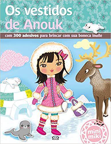Os vestidos de Anouk