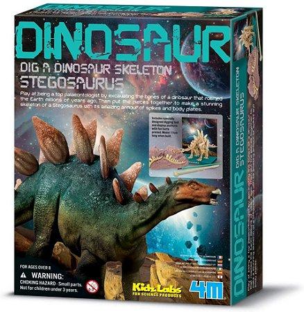 Kit de Escavação Estegossauro