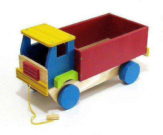 Caminhão Médio