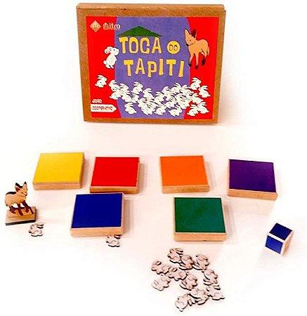 Toca do Tapiti : Jogo Cooperativo