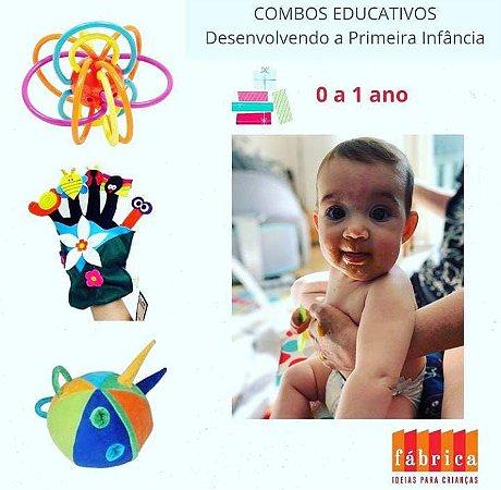 Combo Educativo XVII 0 a 12 meses