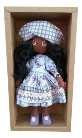 Boneca Artesanal Nina