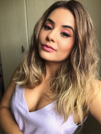 Peruca lace front wig LEONA