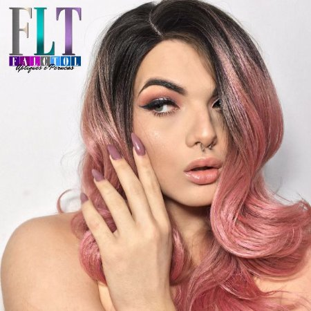 Freetress Equal Synthetic Premium Delux Wig  - ROMOLO CRICCA - VARIAS CORES - ENCOMENDA