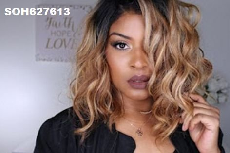 Lace Front chanel com cachos -  Beyoncè inspired Hair - VARIAS CORES - encomenda