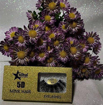 Cilios Postiços 5D Mink Hair