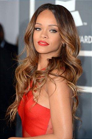 Lace front wig Inspiração Rihanna  - Parisian  -ENCOMENDA