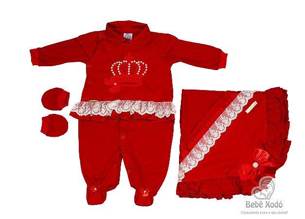 Saida Maternidade Coroa Vermelho