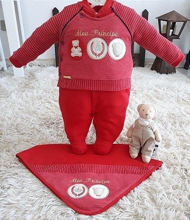 Saída de maternidade - Oliver