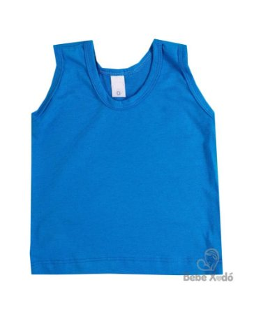 Camiseta Bebê  Regata P-M-G