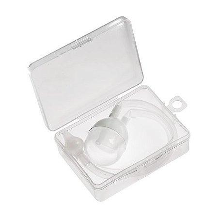 Aspirador Sugador Nasal De Sucção Com Estojo Plástico - Buba