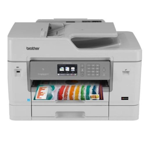 Impressora Multifunc Jato de Tinta Brother A3 Mfc-J6945dw - Color