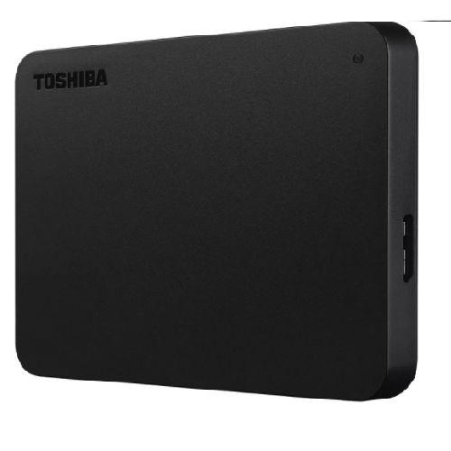 HD Externo TOSHIBA 1TB Canvio Basis Preto