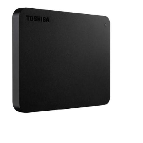 HD Externo TOSHIBA 2TB Canvio Basics Black