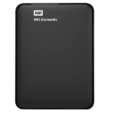 HD Externo 1Tb WESTERN Digital - Preto