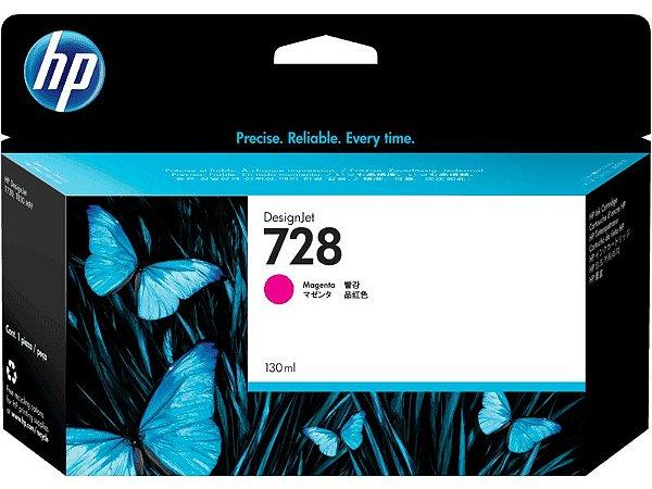 HP 728 Magenta PLUK 130 ml