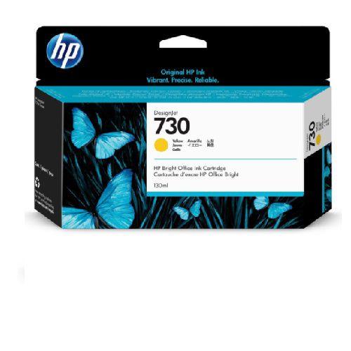 HP 730 Amarelo PLUK 130 ml