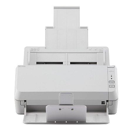 Scanner Fujitsu ScanPartner SP1120N A4 Duplex Rede 20ppm