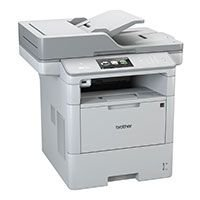 Impressora Multifunc Laser Mono Brother 6902
