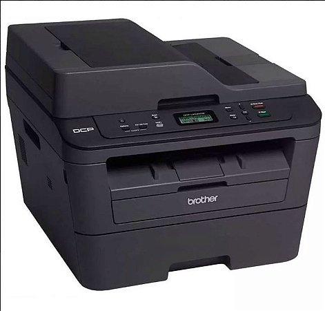Impressora Multifunc Laser Mono Brother 2540