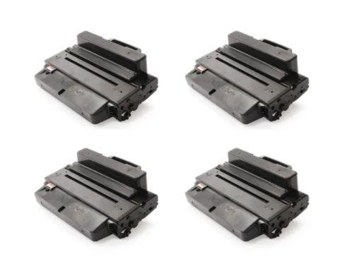 4x Toner d205 SAMSUNG ml 3300 scx 5637fr