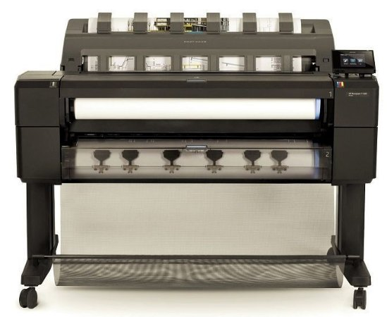 Plotter HP Designjet T1500