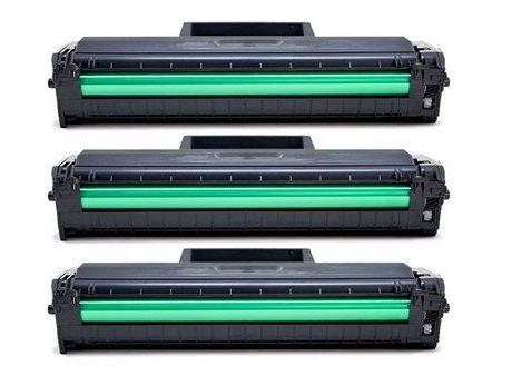 3X Toner Samsung D101 - MLT 2165/SCX 3405