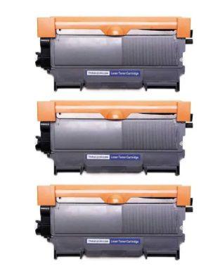 3X Toner TN 450 HL2240, HL2270, HL2130, HL2230, HL2220, HL 7060, DCP 7055, DCP7360