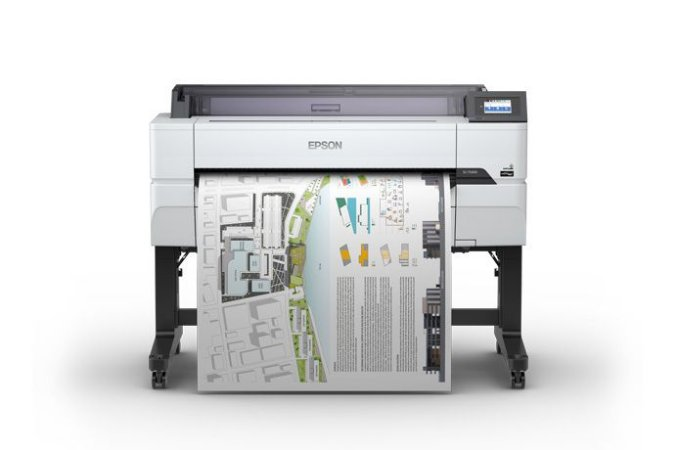 "Impressora PlotterEpsonSureColorT5470 A0 36"""