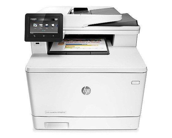 Impressora Multifunc HP Laserjet PRO mono M428