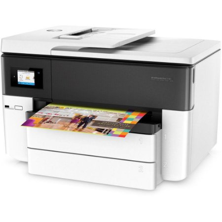Impressora Multifuncional HP OfficeJet Pro 7740