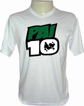 Camiseta Dia dos Pais - Pai 10