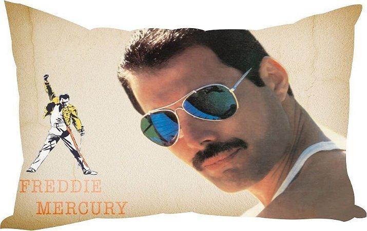 Almofada Retrô Freddie Mercury