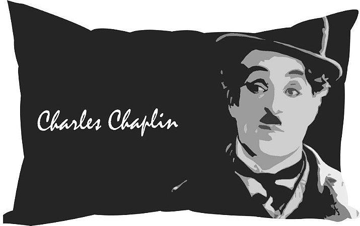 Almofada Retrô Charles Chaplin