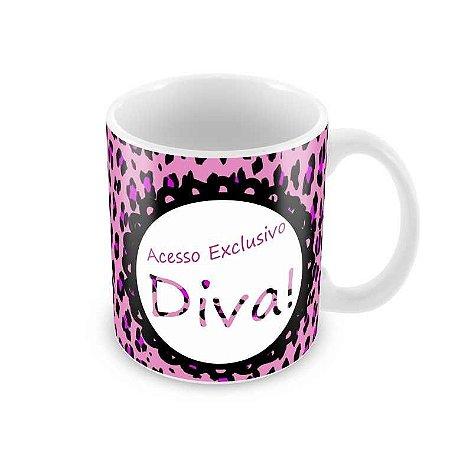 Caneca Dia das Mães Diva