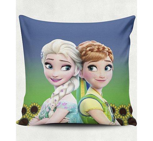 Almofada Frozen Fever Elsa e Anna