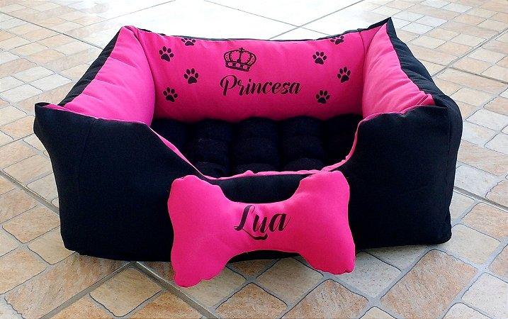 Cama Para Cachorro Personalizada com Nome