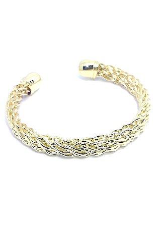 Pulseira Dourada Gold 1