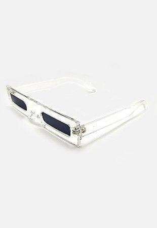 Óculos de Sol Vintage Transparente