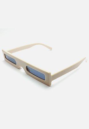 Óculos de Sol Vintage Nude