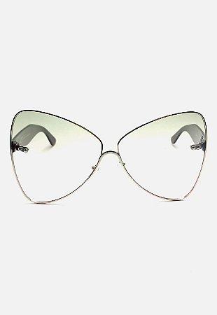 Óculos Kodo Acessórios Borbo Cinza