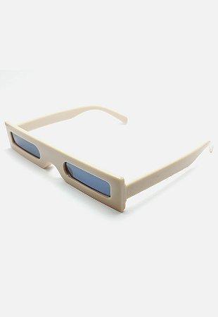 Óculos Kodo Acessórios Vintage Nude