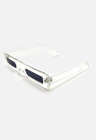 Óculos Kodo Acessórios Vintage Transparente